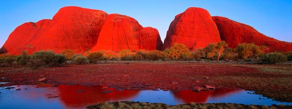 Uluru – Aboriginal Sacred Place