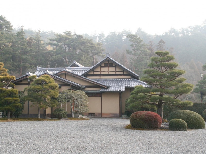 Heian-kyo – Kyoto Sacred Grounds